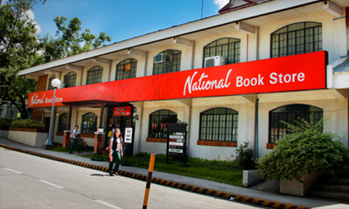 National Bookstore and SBC Canteen