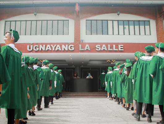 DLSU-D Senior High School 2nd Commencement Exercises