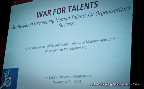 Asian Association of School Human Resource Managemet and Development Practitioners,Inc