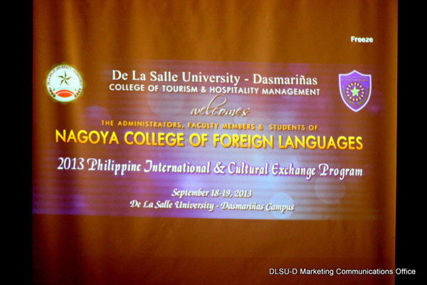 Nagoya College of Foreign Languages