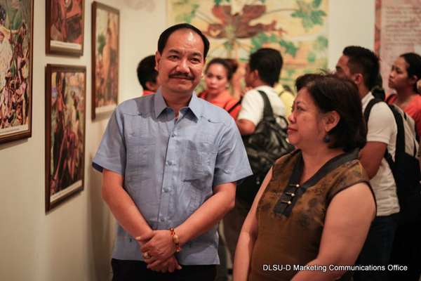 Botong Francisco(A Nation Imagined A Traveling Exhibition)