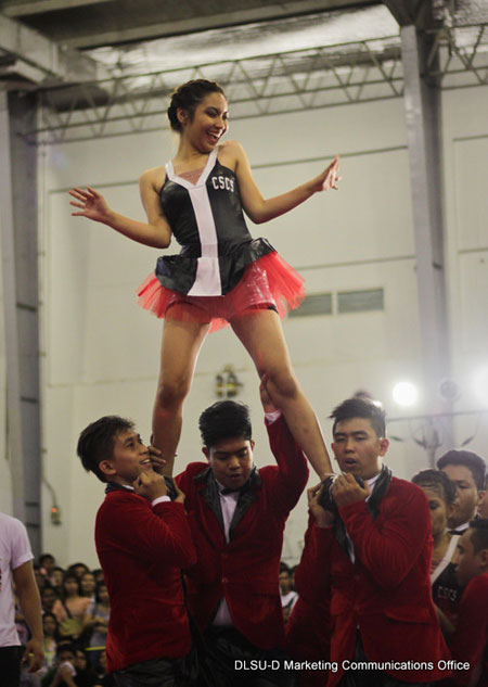 Cheerdance Competition