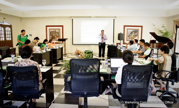 Executive Planning Session - February 21, 2014