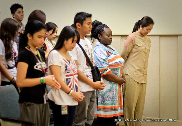 Visit of Her Excellency Agnes Nyamande-Pitso South African Ambassador to the Philippines