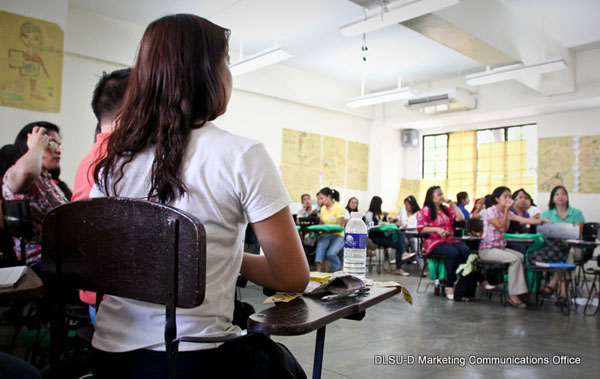 Regional Training for Grade 9 Teachers(K-12 basic education curriculum)