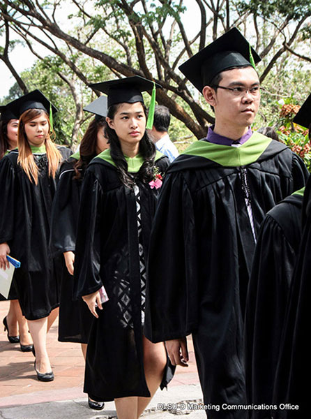 DLSU-D 36th Commencement - Day 1