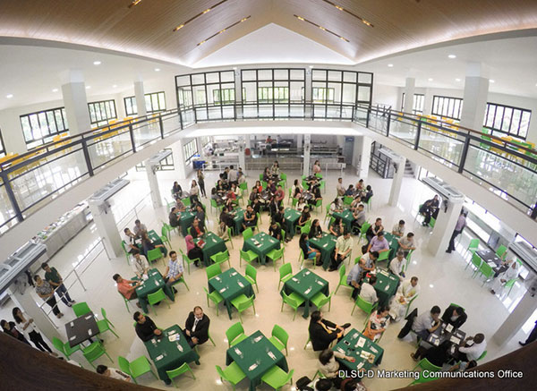 DLSU-D High School Soft Blessing