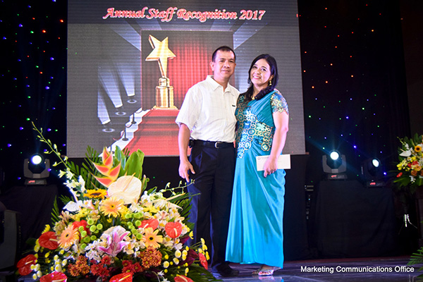 Staff Recognition 2017