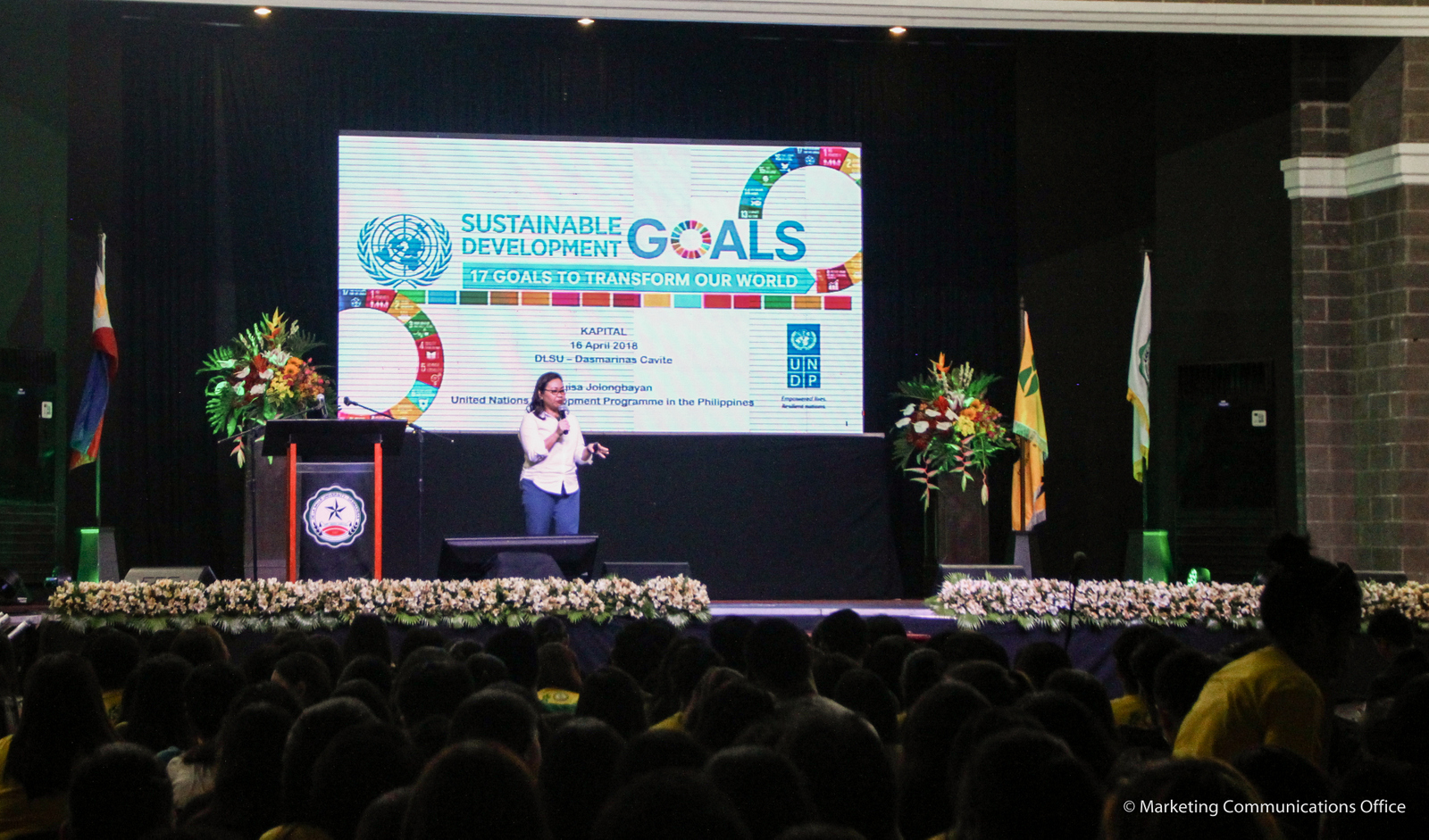 Envisioning a Sustainable Cavite - Research Week 2018