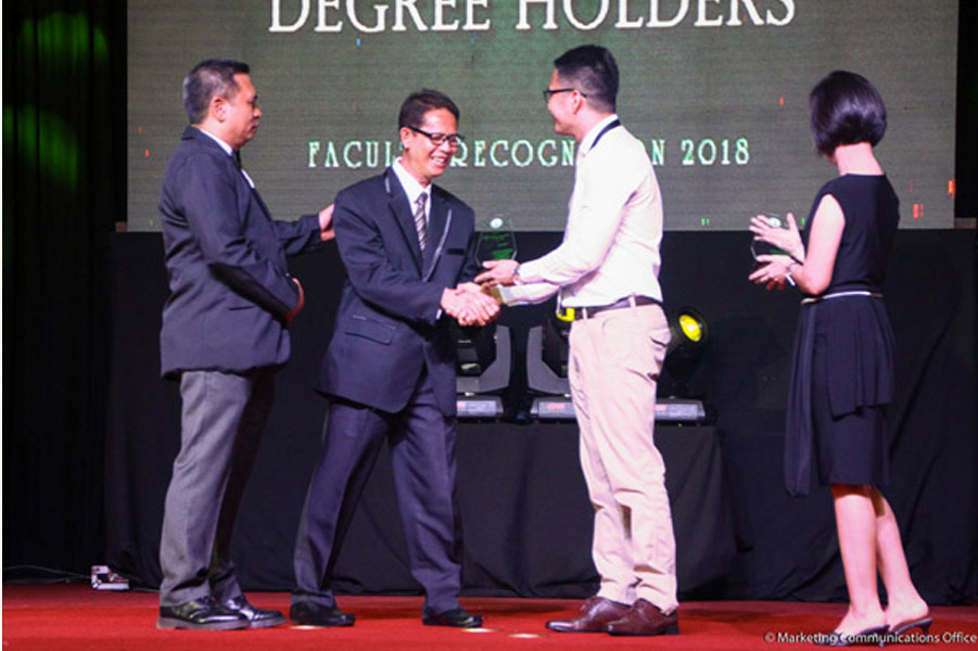 Faculty Recognition 2018