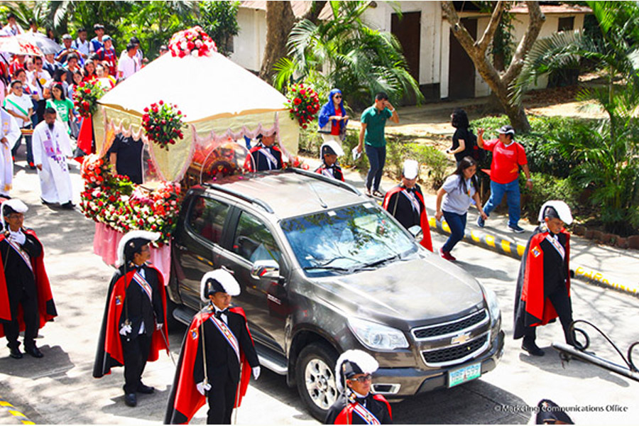 Salamat St. Therese The 4<sup>th</sup> Philippine Visit of the Pilgrim Relic of St. Therese of the Child Jesus