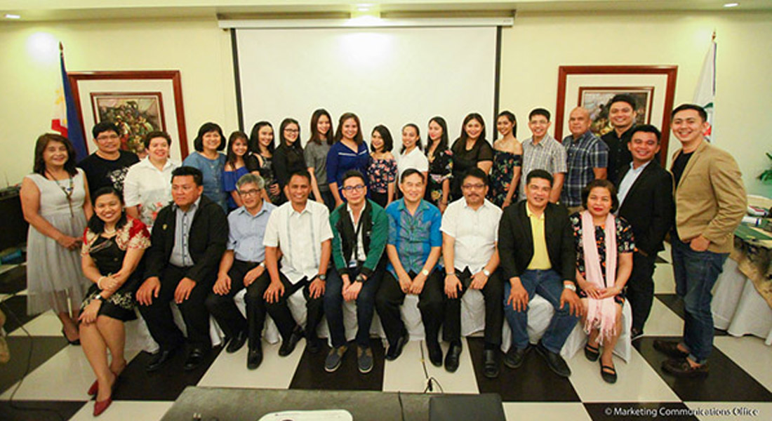 Testimonial Dinner for the Licensure Examination for Teachers Board Passers