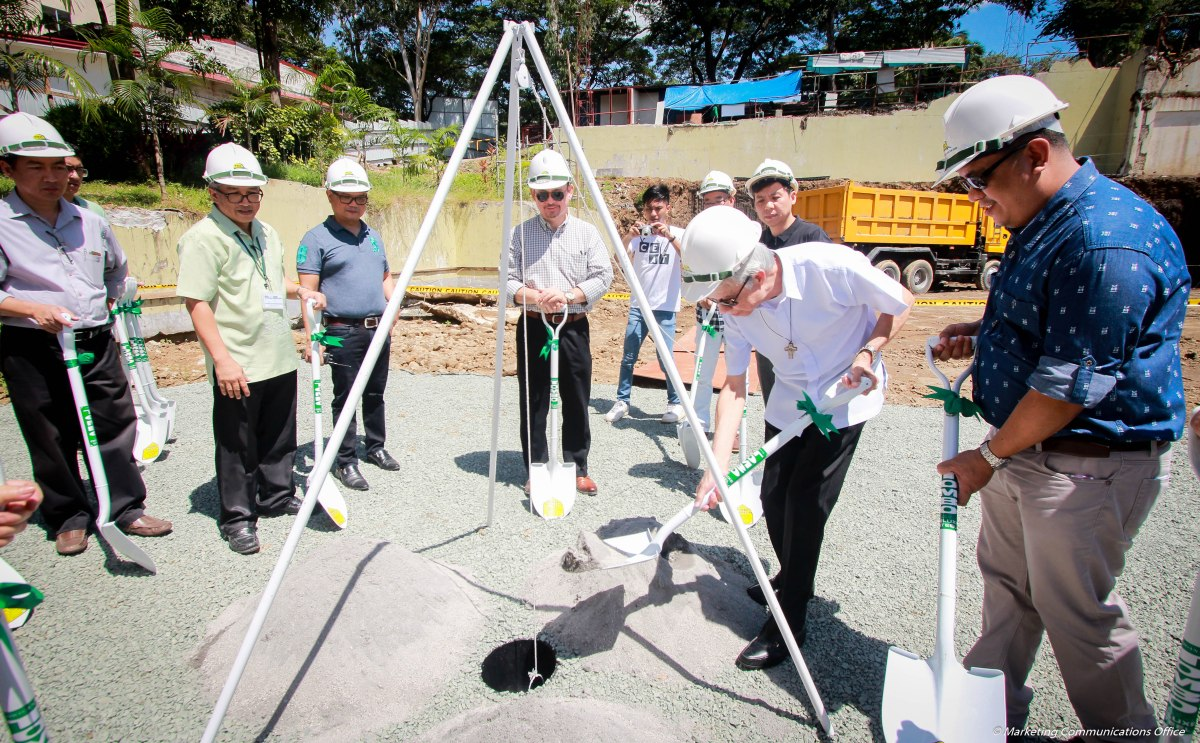 Groundbreaking ceremony held for new CEAT building