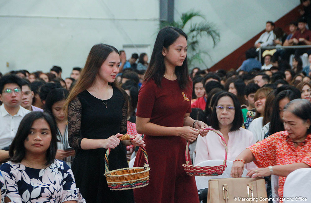 Baccalaureate Mass and Student Recognition