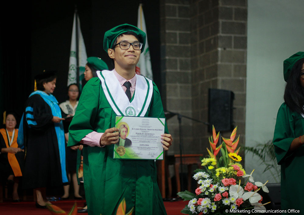 DLSU-D Senior High School 2<sup>nd</sup> Commencement Exercises