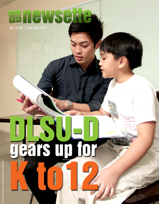 DLSU-D gears up for K-12