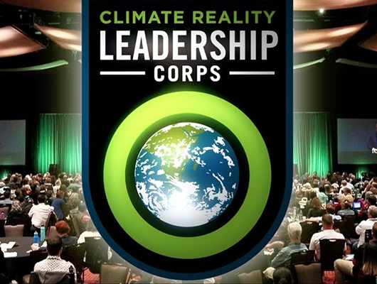 climate reality leaders